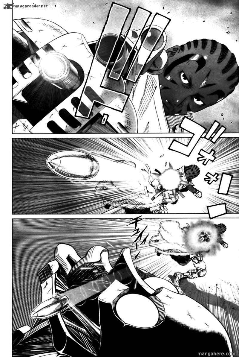 Battle Angel Alita: Last Order 103 Page 2