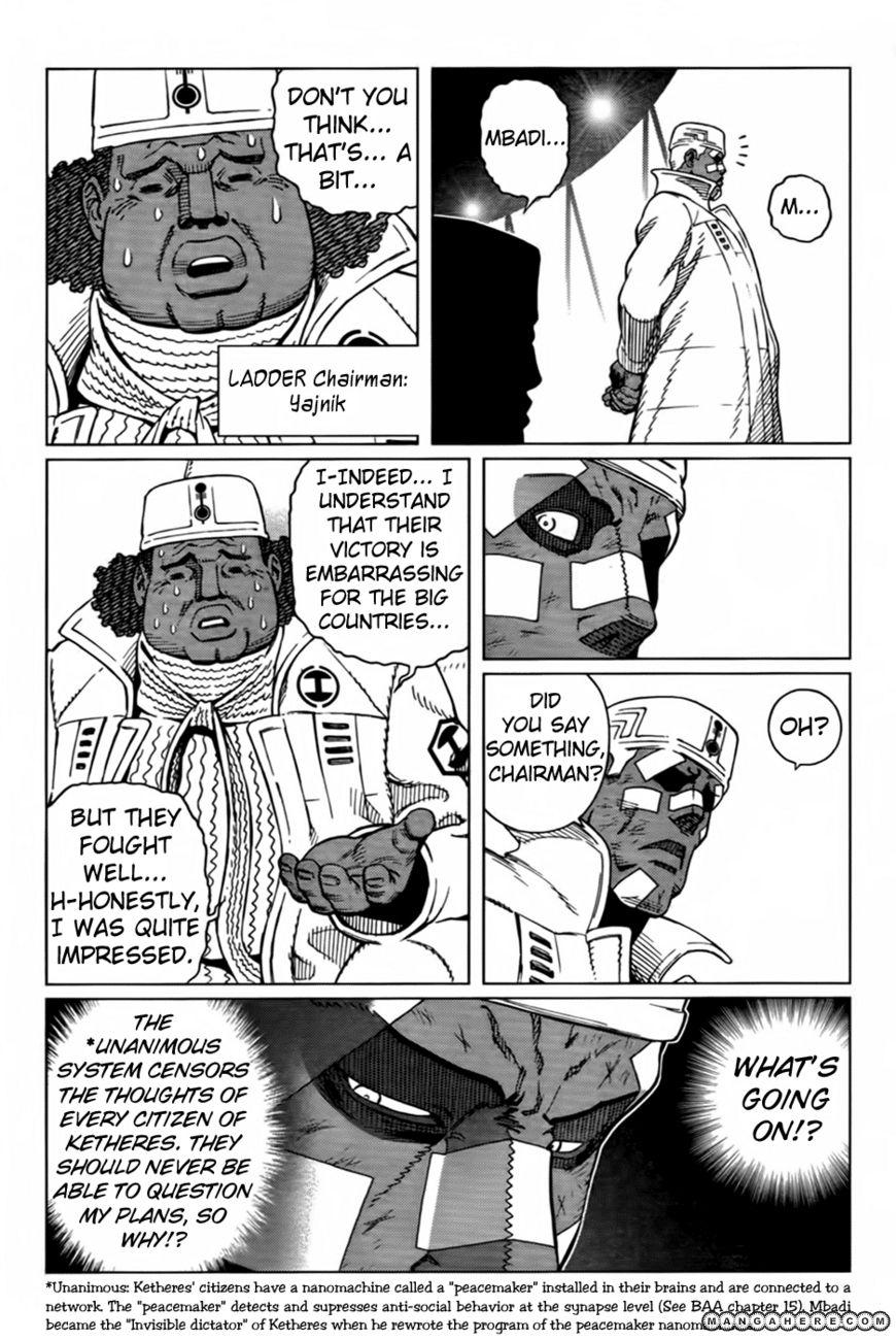 Battle Angel Alita: Last Order 109 Page 2