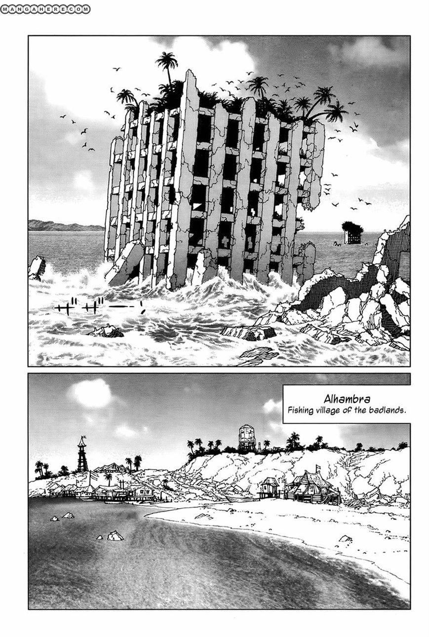 Battle Angel Alita: Last Order 112 Page 3