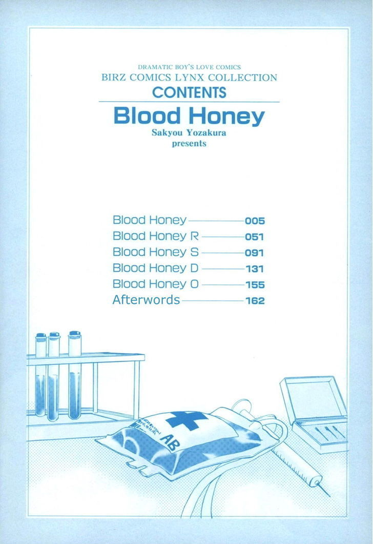 Blood Honey 2 Page 4
