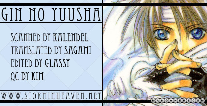 Gin no Yuusha 11 Page 1