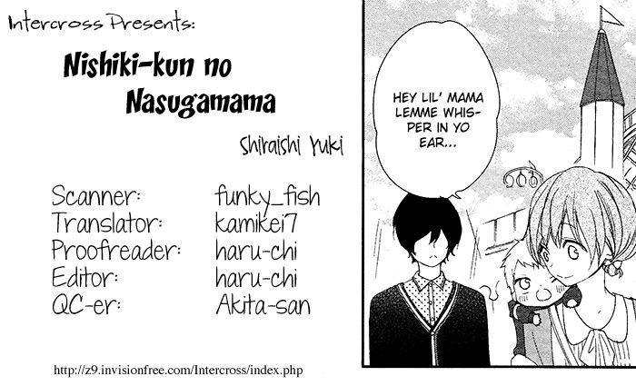 Nishiki-kun no Nasugamama 4 Page 2