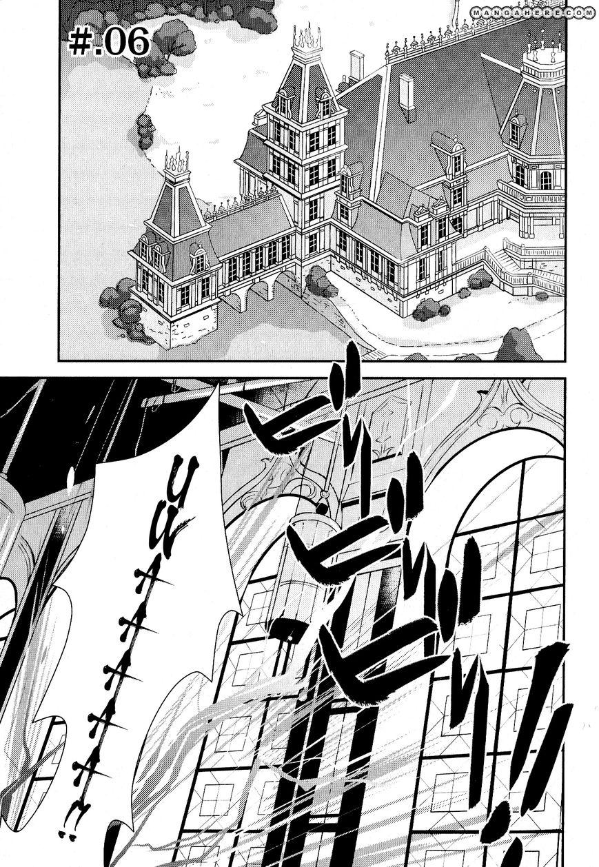 Senki Zesshou Symphogear 6 Page 1