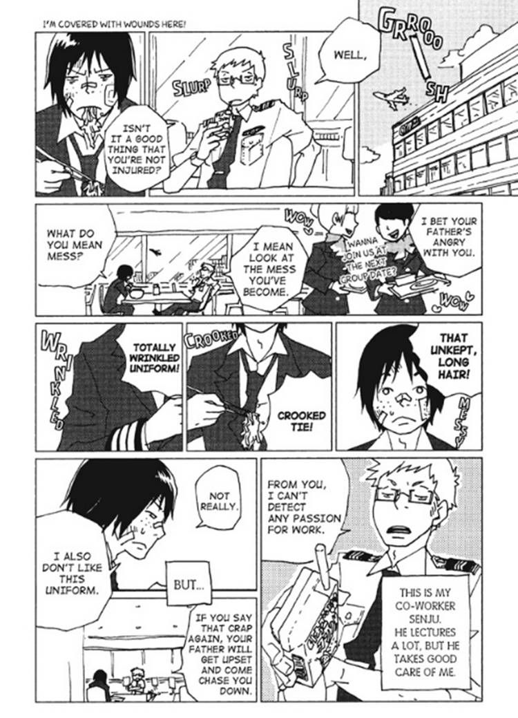 Akarui Kazoku Keikaku (MOROZUMI Sumitomo) 7 Page 3