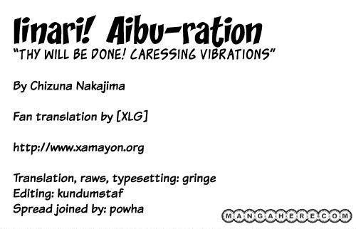 Iinari! Aibration 20 Page 1