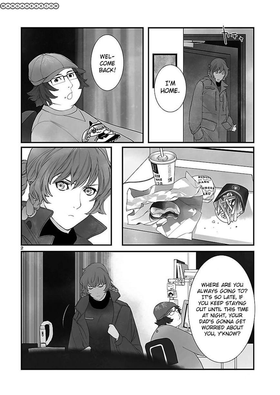 Steins;Gate - Heiji Kyokusen no Epigraph 2 Page 2