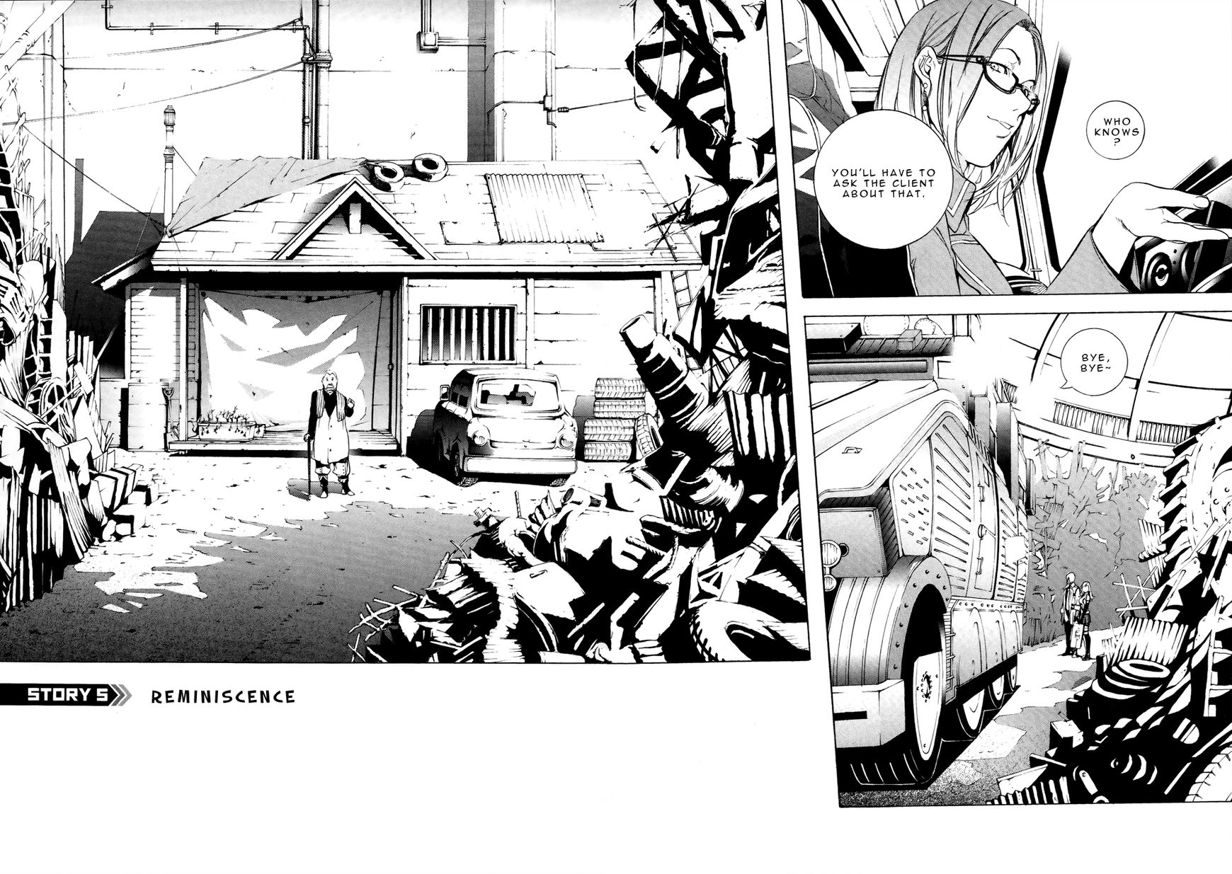 God Eater - The 2nd Break 5 Page 2