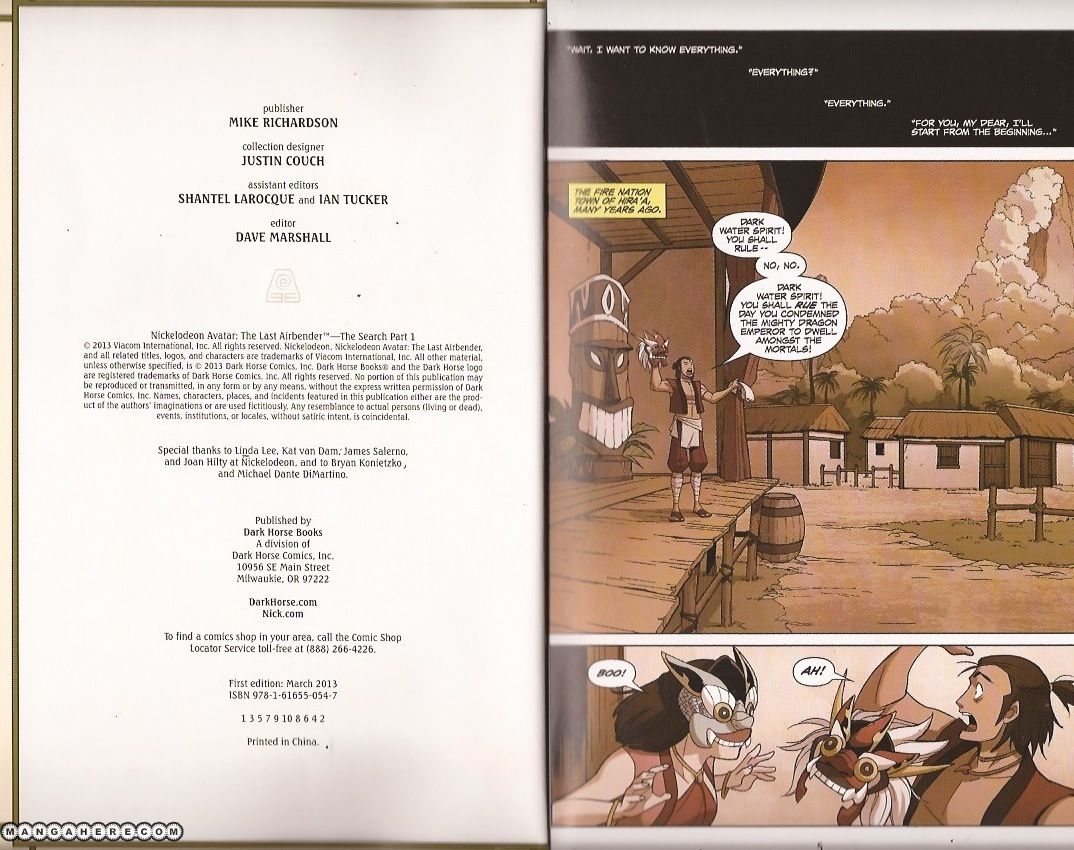 Avatar: The Last Airbender – The Search 1 Page 2
