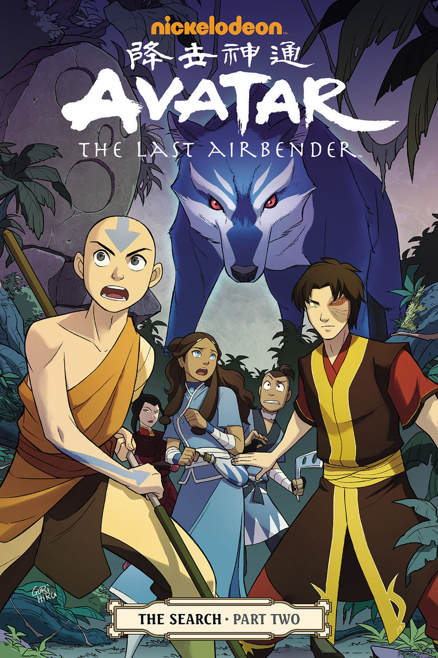 Avatar: The Last Airbender – The Search 2 Page 1