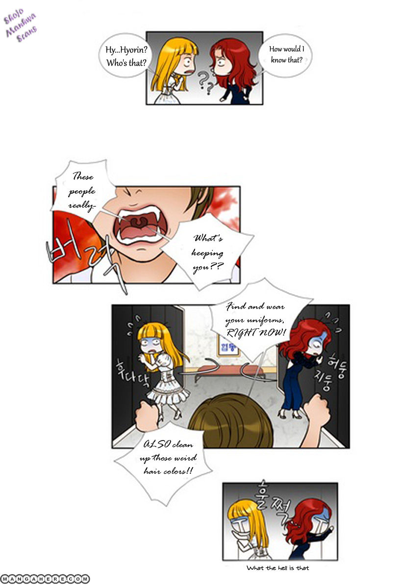Bad Girls (Miso) 1.2 Page 2