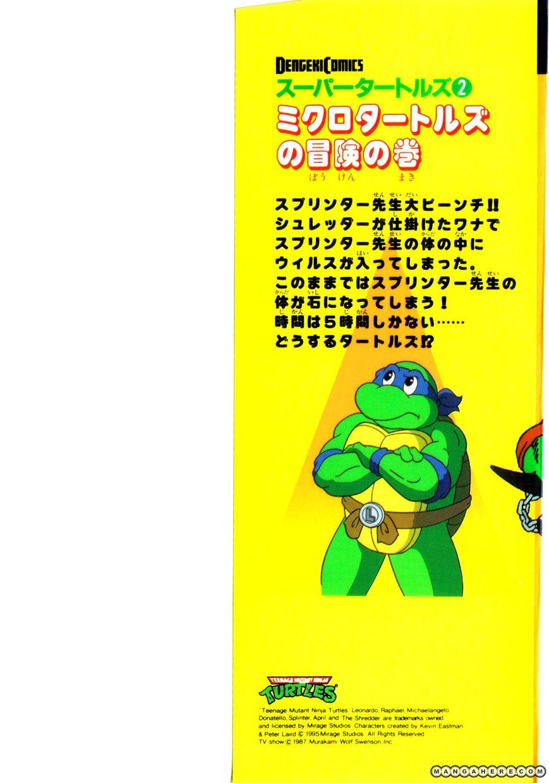 Teenage Mutant Ninja Turtles - Super Turtles 4 Page 2