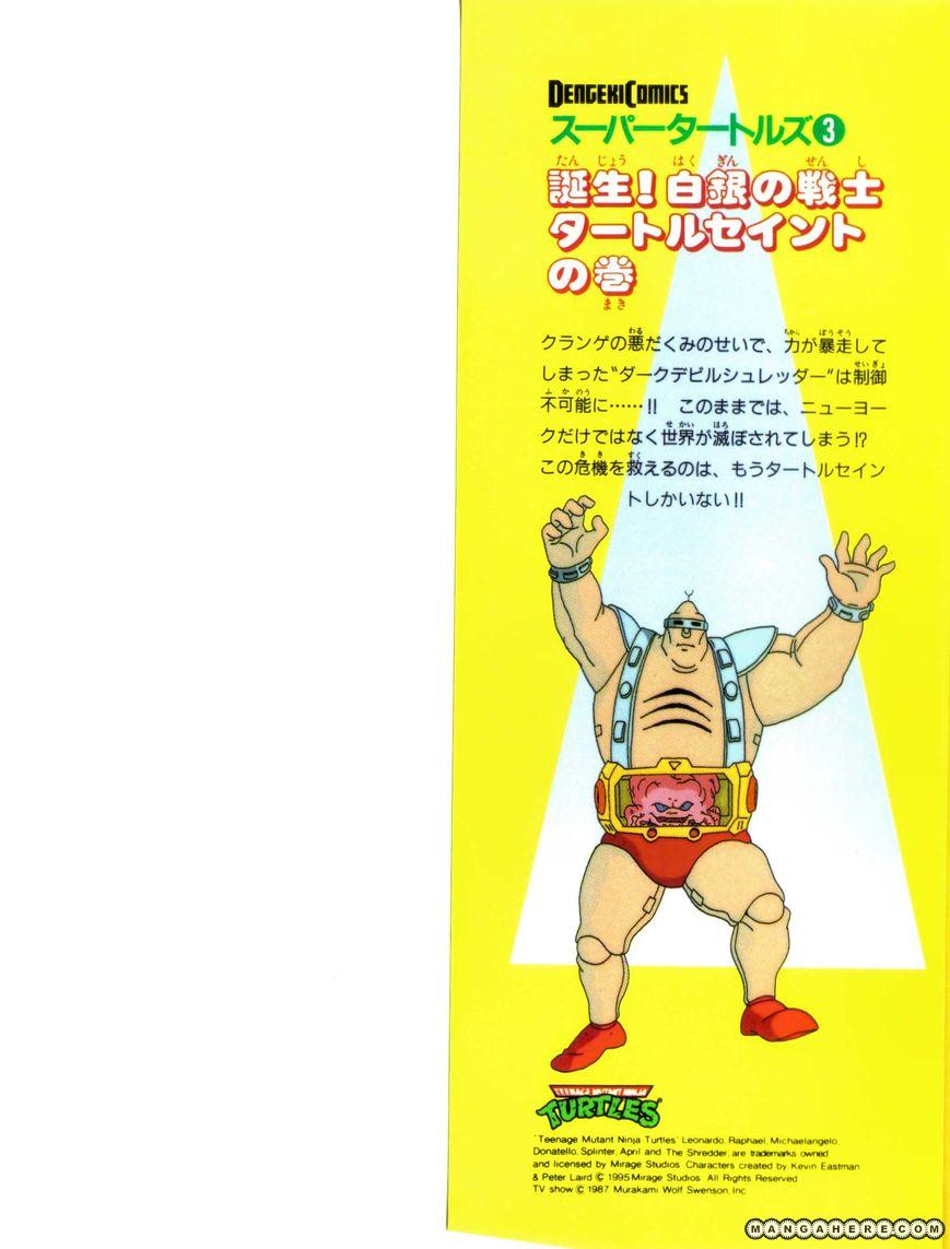 Teenage Mutant Ninja Turtles - Super Turtles 7 Page 2