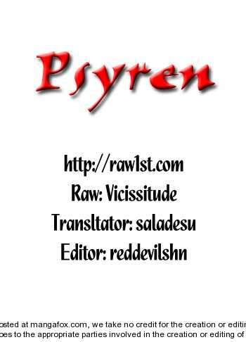 Psyren 137 Page 1