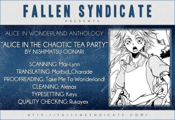 Alice in Wonderland (Anthology) 6 Page 1
