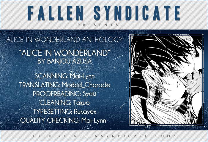 Alice in Wonderland (Anthology) 8 Page 1