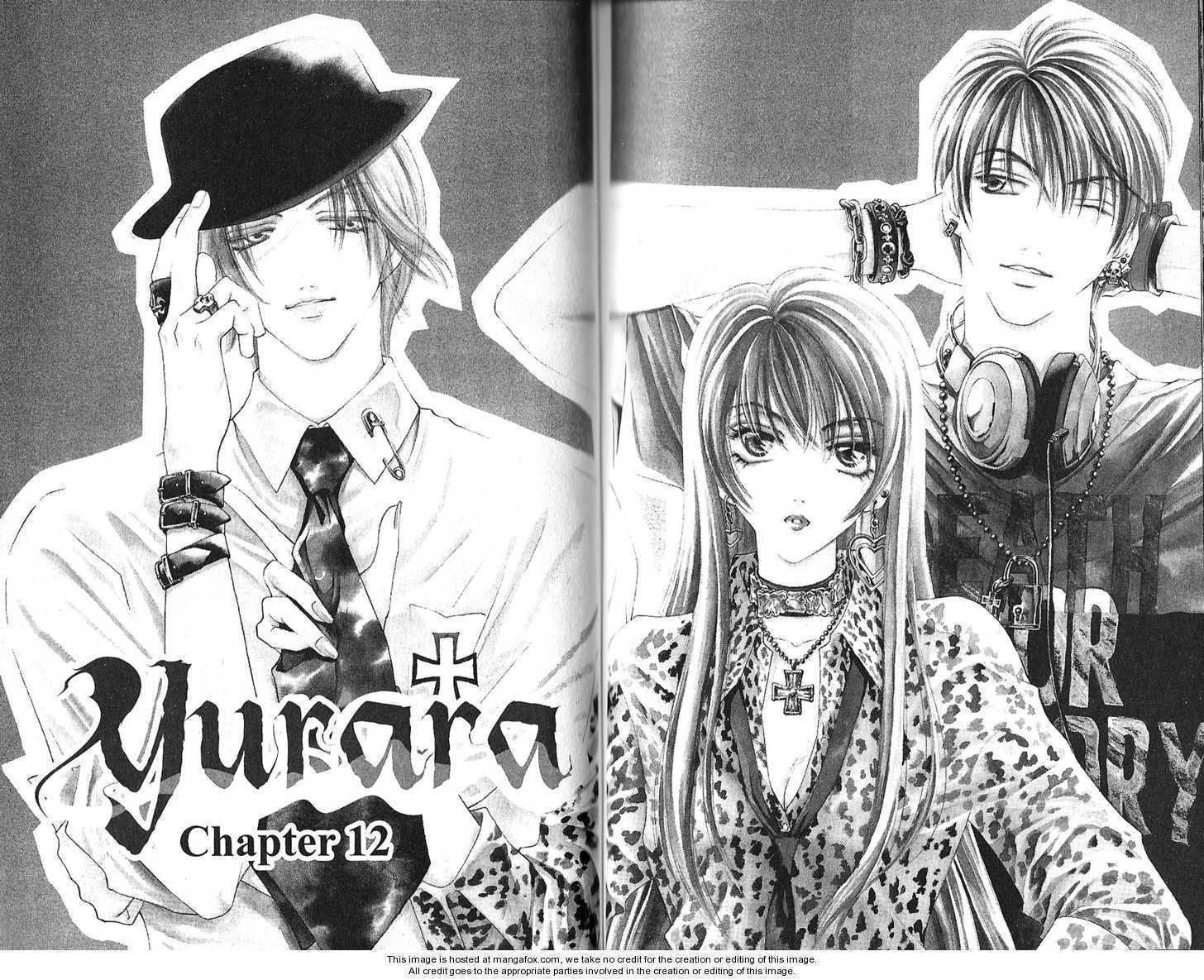 Yurara no Tsuki 12 Page 2