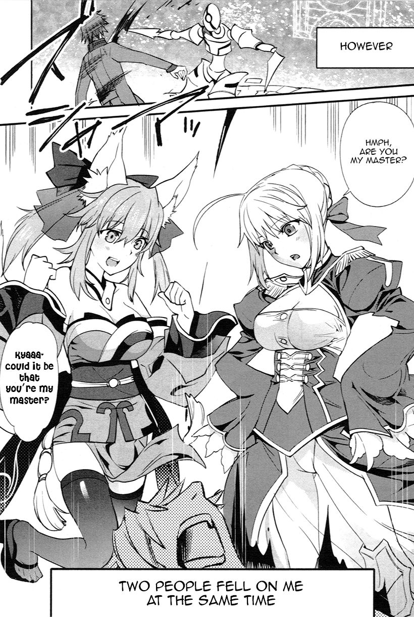 Fate/Extra 5.5 Page 2