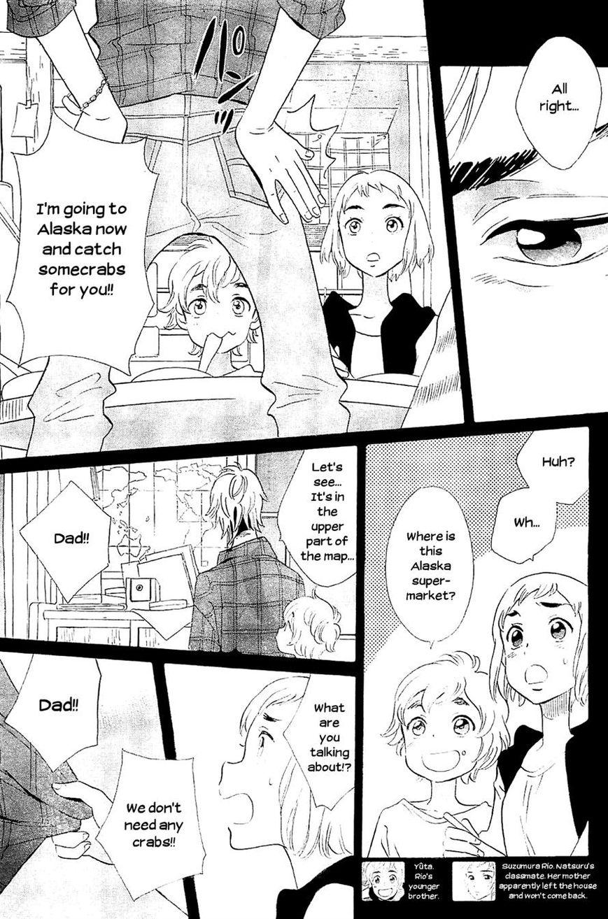 Kamisama ga Uso o Tsuku 4 Page 3