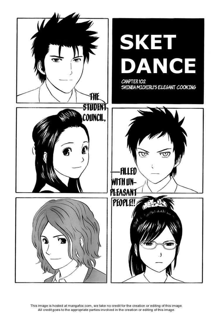 Sket Dance 102 Page 2