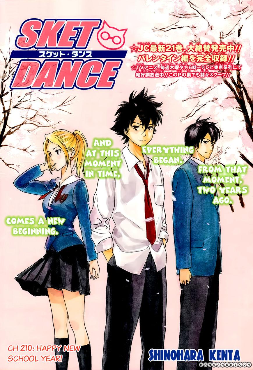 Sket Dance 210 Page 2