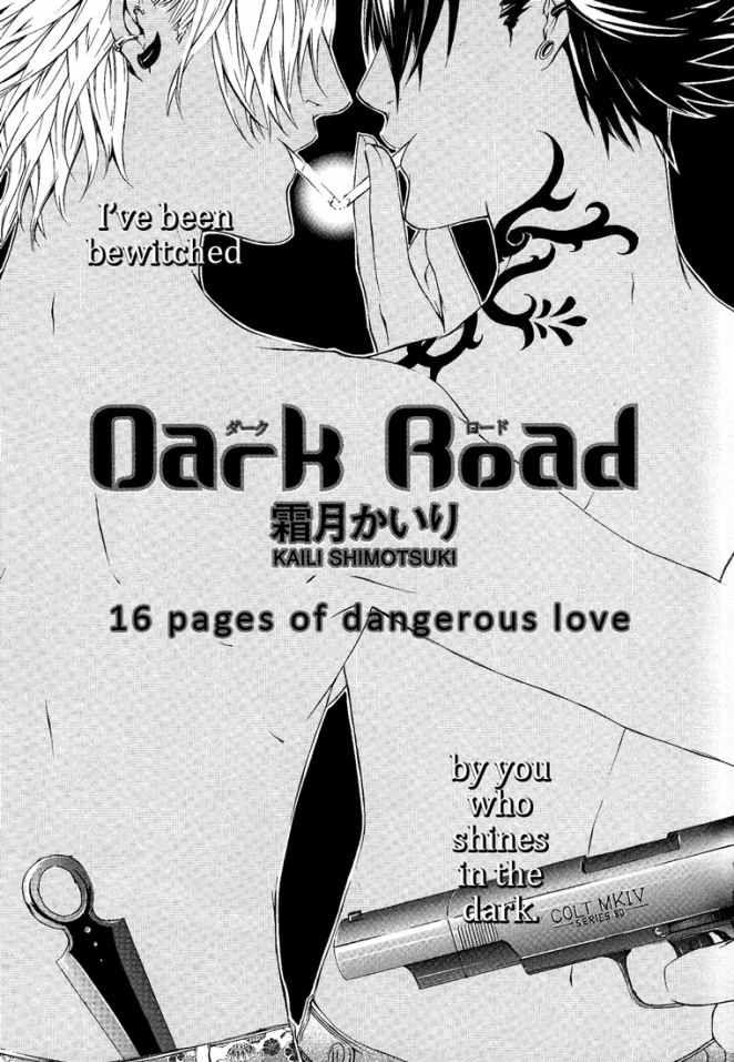 Dark Road 1 Page 2