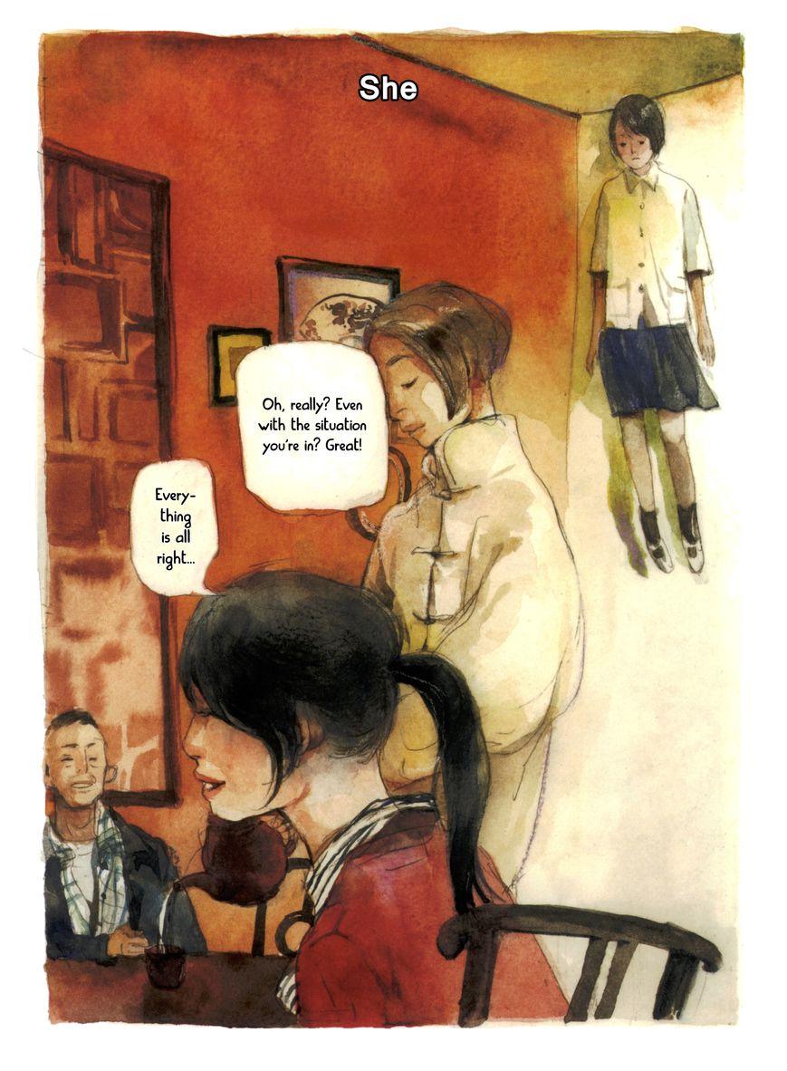 China Girls 3 Page 1