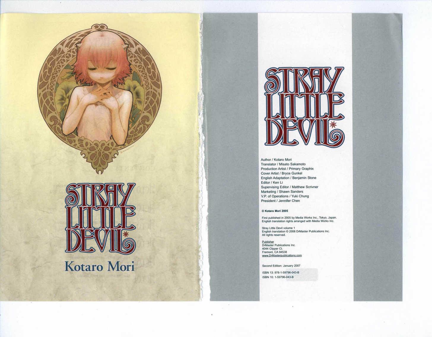 Stray Little Devil 1 Page 2