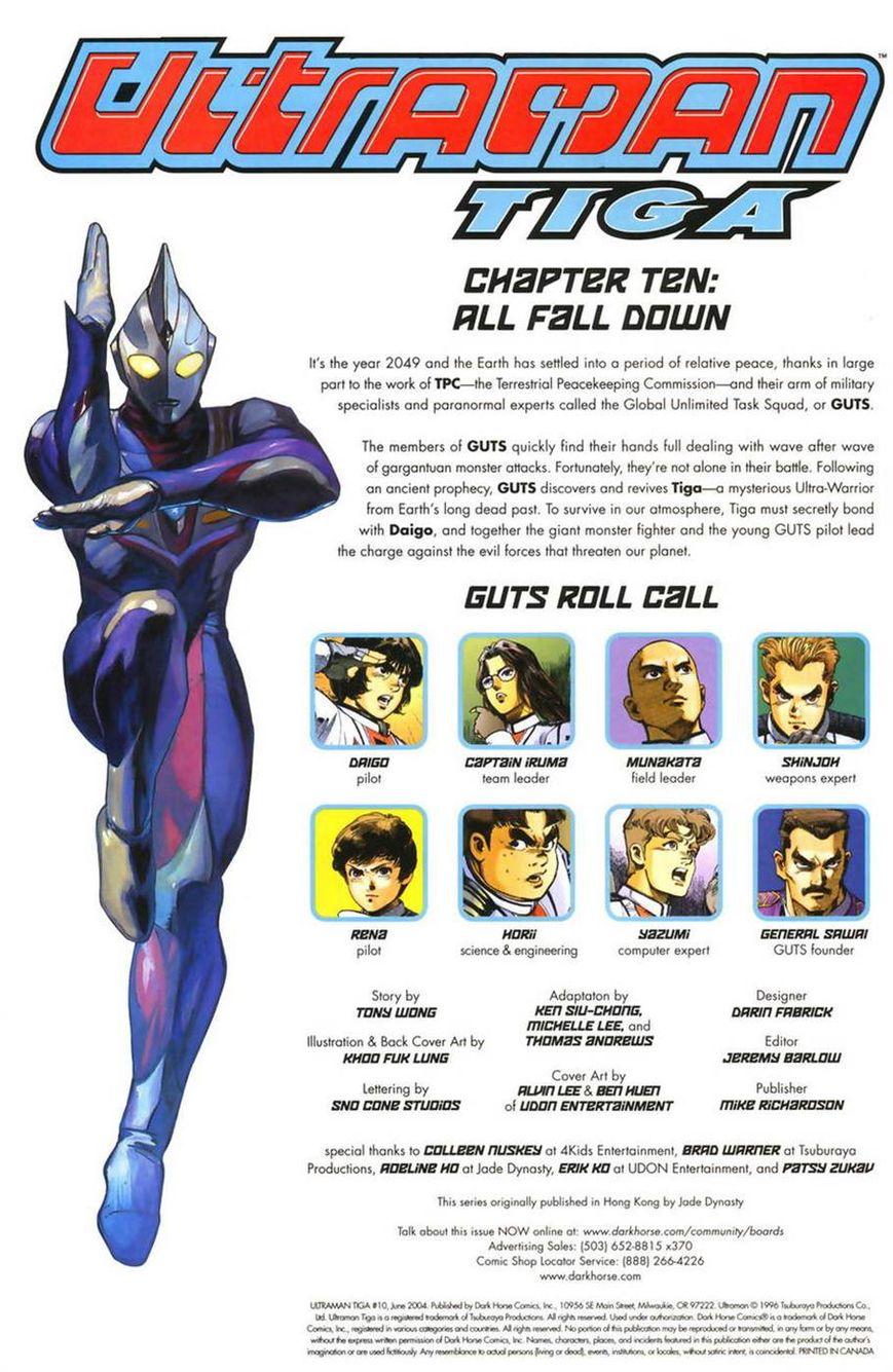 Ultraman Tiga 10 Page 2