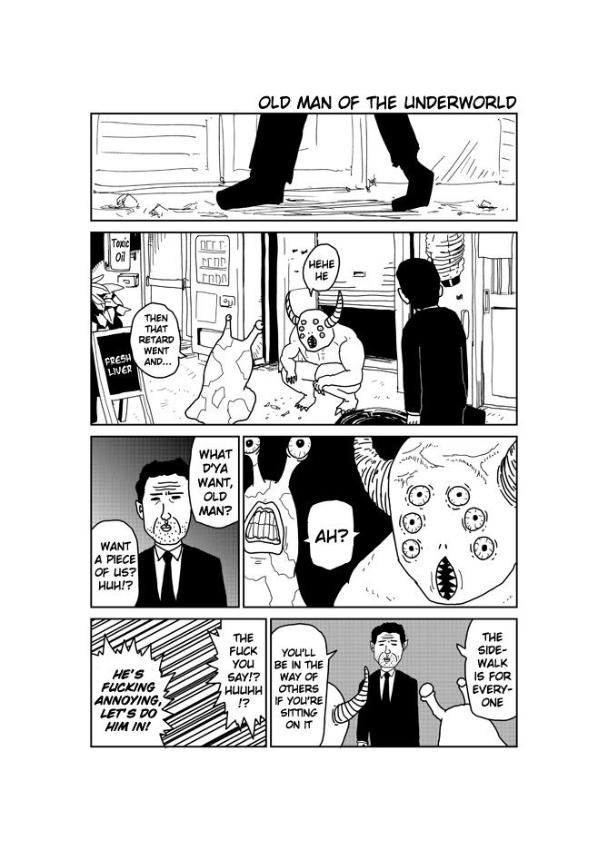 Makai no Ossan 3 Page 2