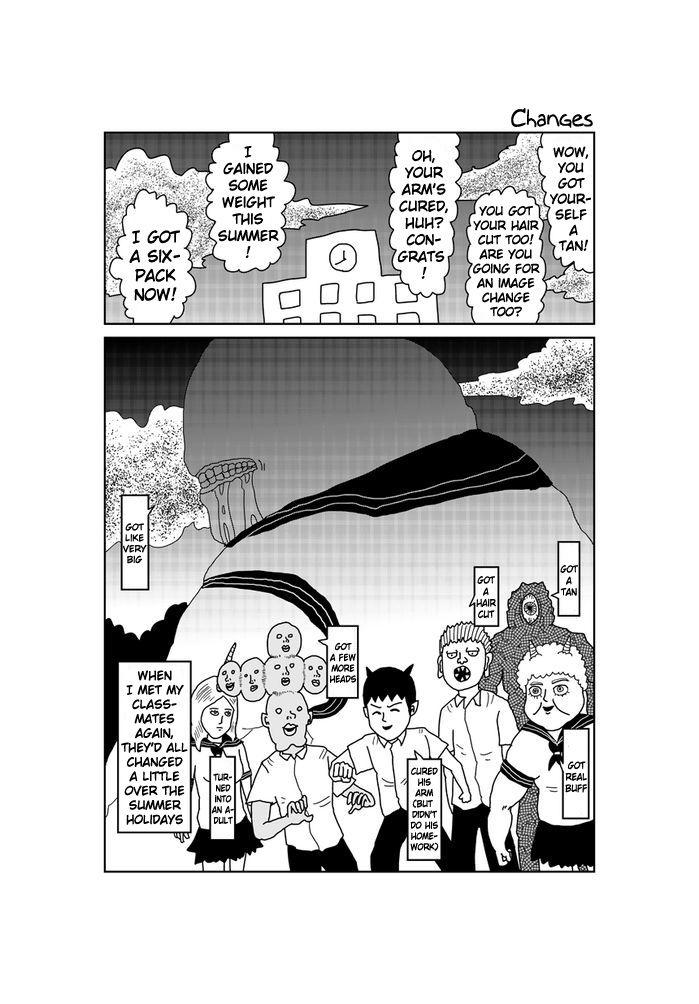 Makai no Ossan 90 Page 1