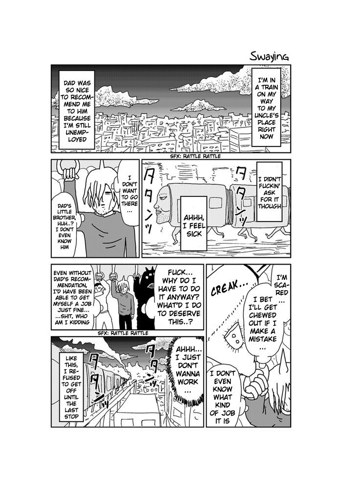 Makai no Ossan 114 Page 2