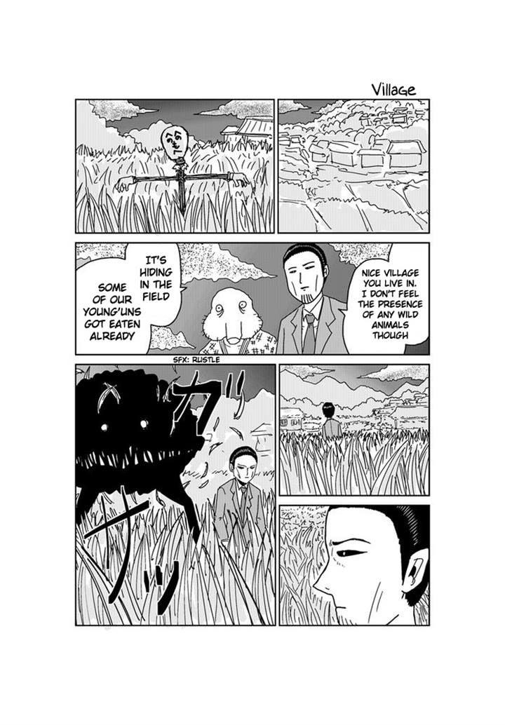 Makai no Ossan 168 Page 3