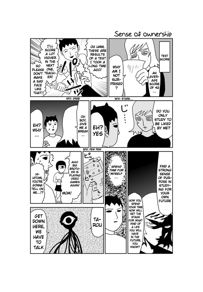 Makai no Ossan 307 Page 1