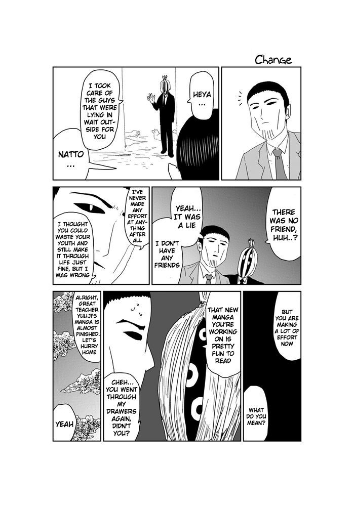 Makai no Ossan 322 Page 1