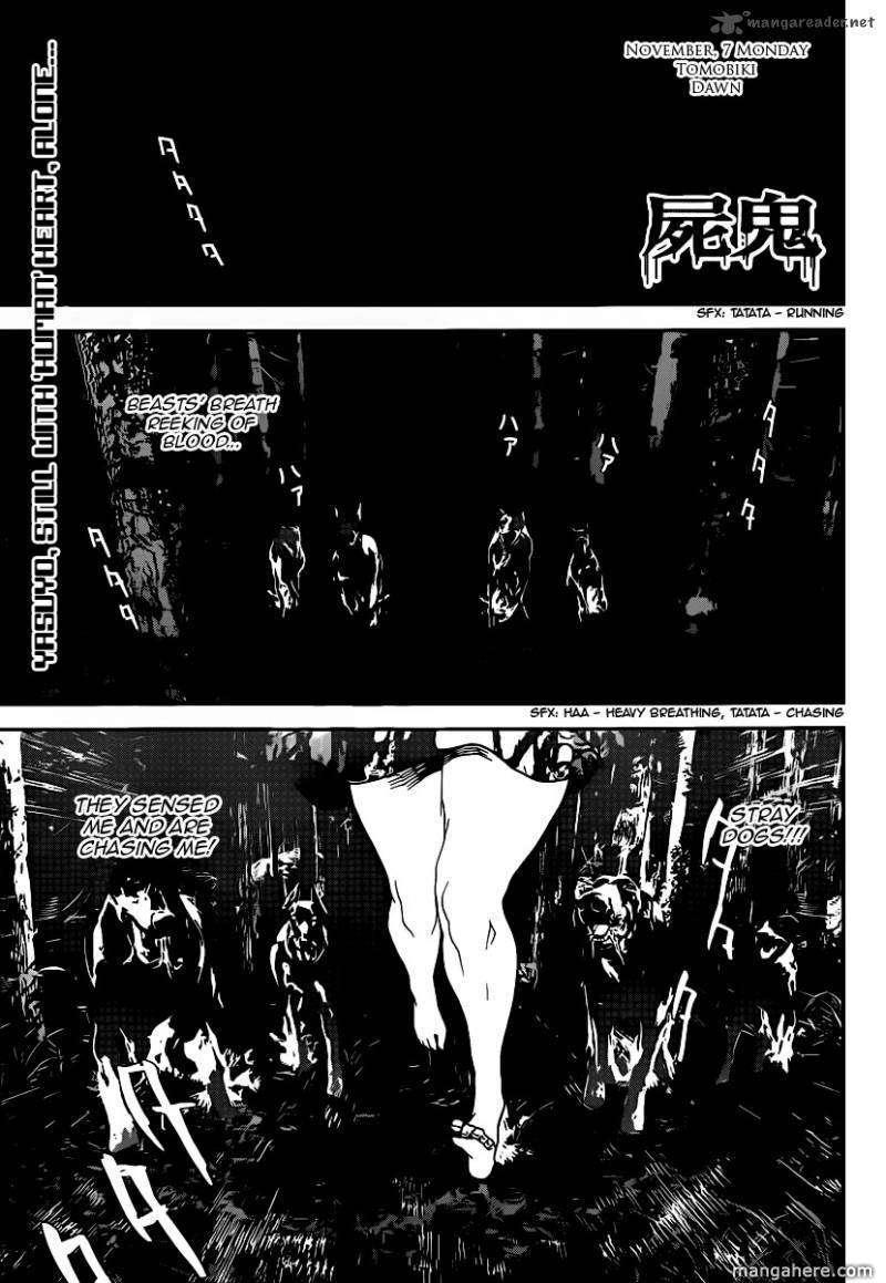 Shiki 38 Page 1