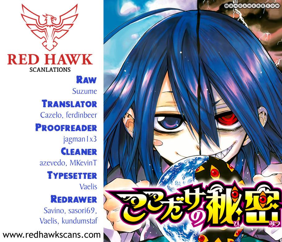 Kokodake no Himitsu 1 Page 1