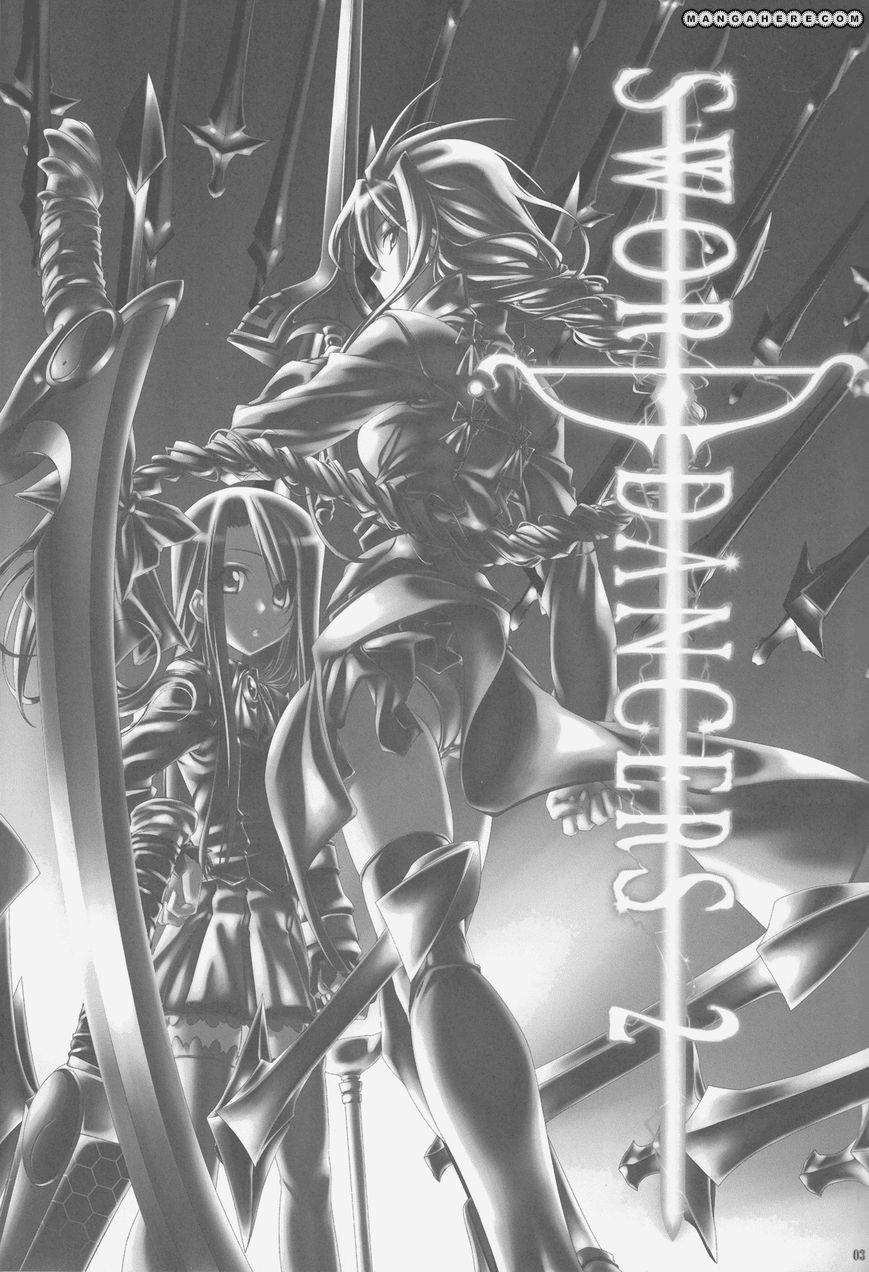 Fate/Stay Night dj - Sword Dancers 2.4 Page 2