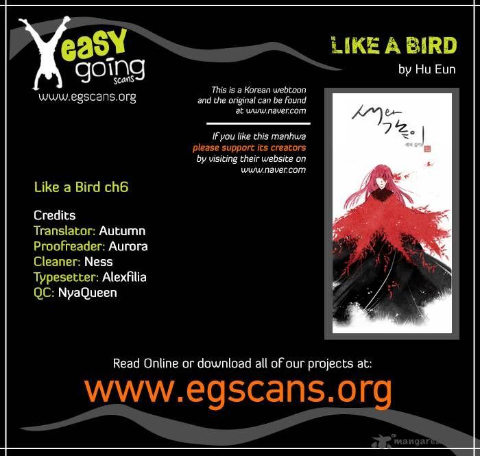 Like a Bird 6 Page 1