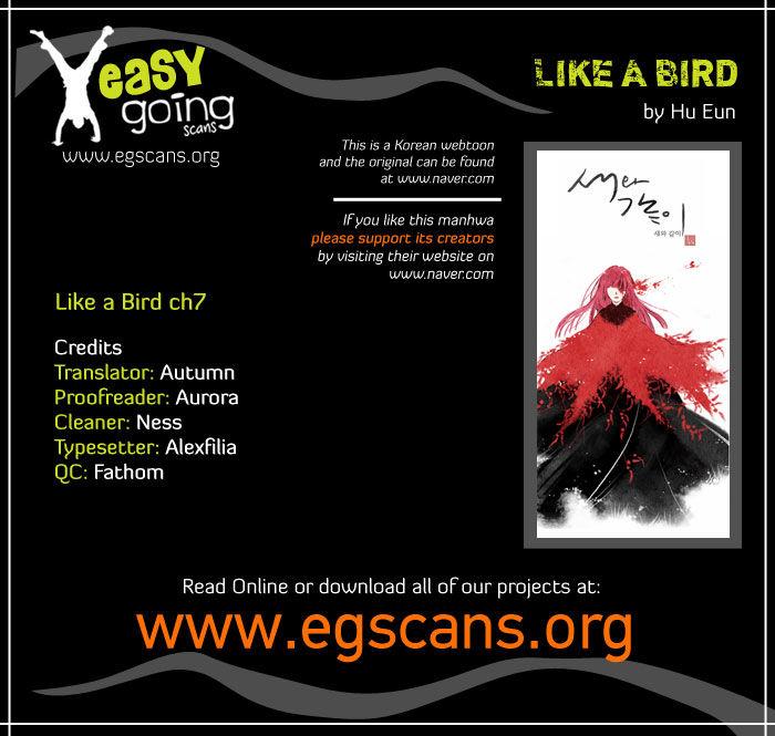Like a Bird 7 Page 1