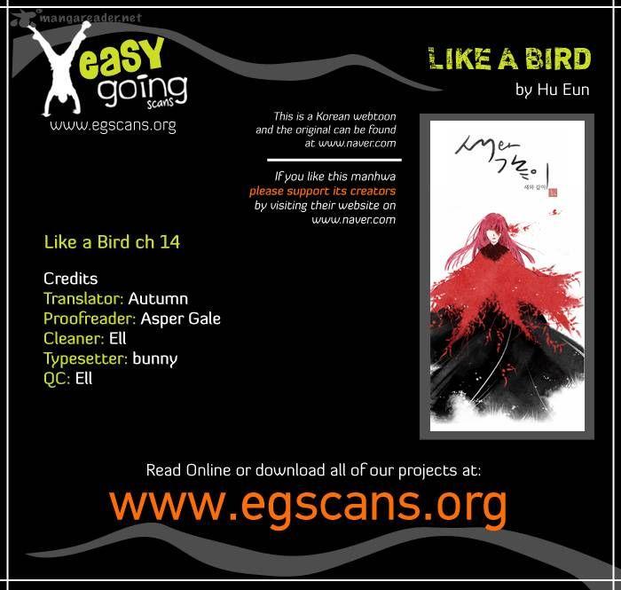 Like a Bird 14 Page 1