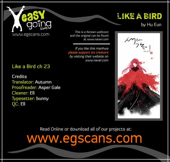 Like a Bird 23 Page 1