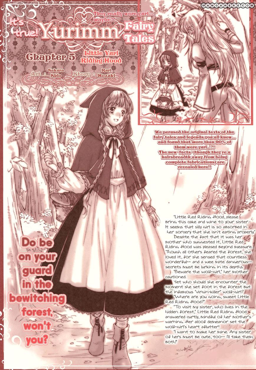 Little Yuri Riding Hood 1 Page 2