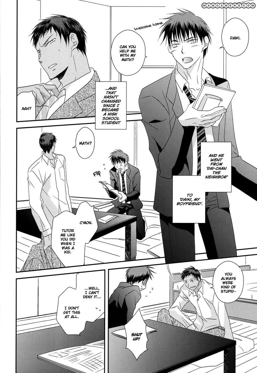 Kuroko no Basuke dj - AK Working Warning 6 Page 2
