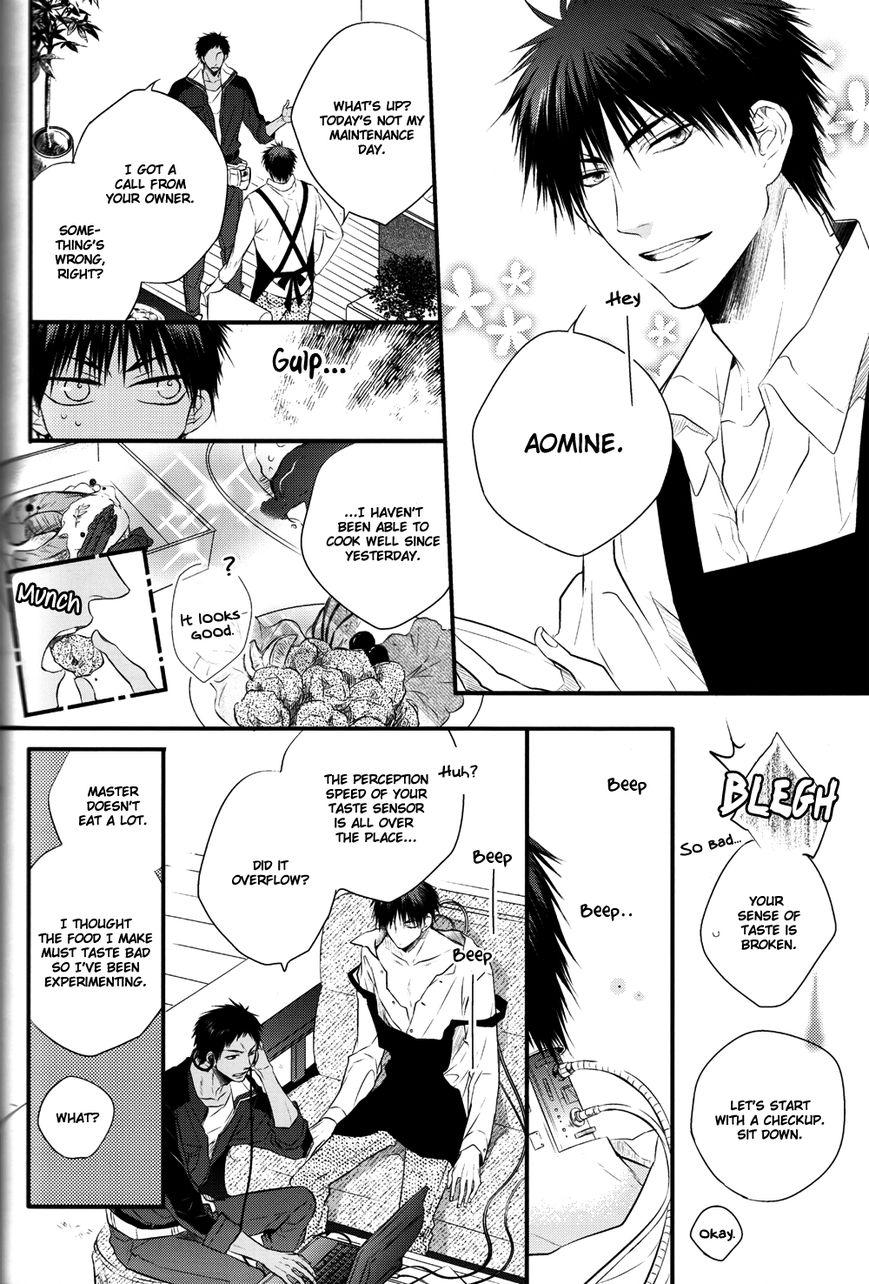 Kuroko no Basuke dj - AK Working Warning 10 Page 2