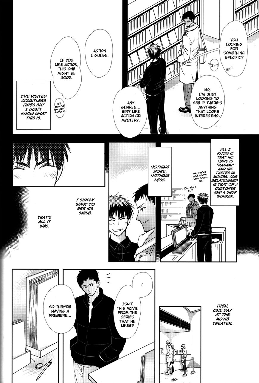 Kuroko no Basuke dj - AK Working Warning 11 Page 2