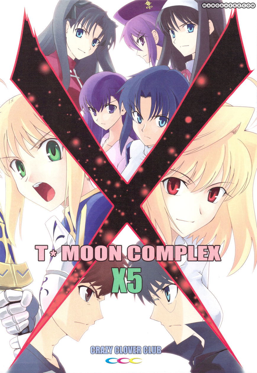 Type-Moon - T-Moon Complex X 5 Page 1