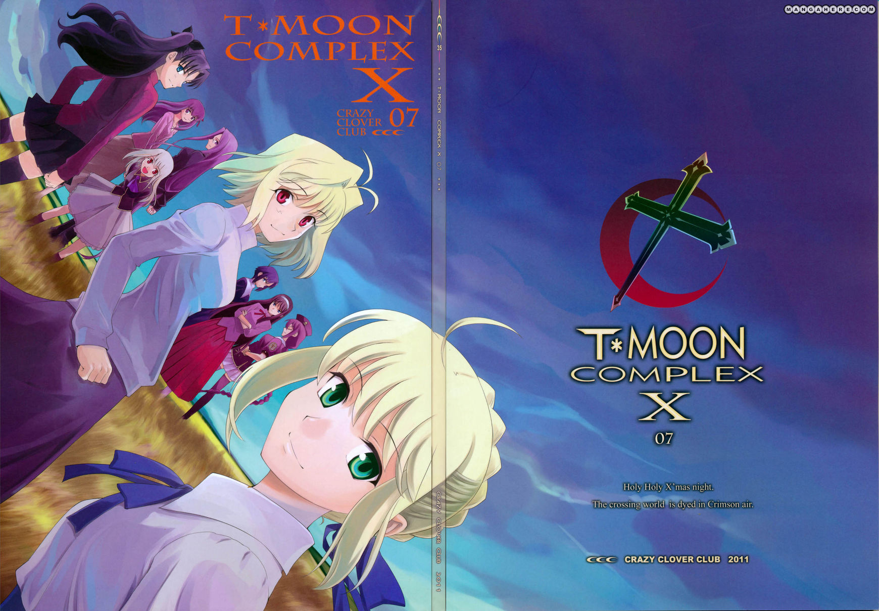 Type-Moon - T-Moon Complex X 7 Page 2