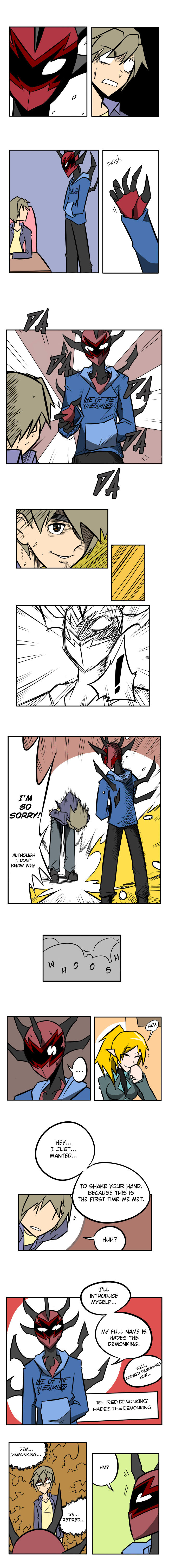 Makisi's Neighbours 3 Page 2