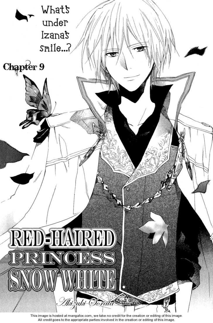 Akagami no Shirayukihime 9 Page 4