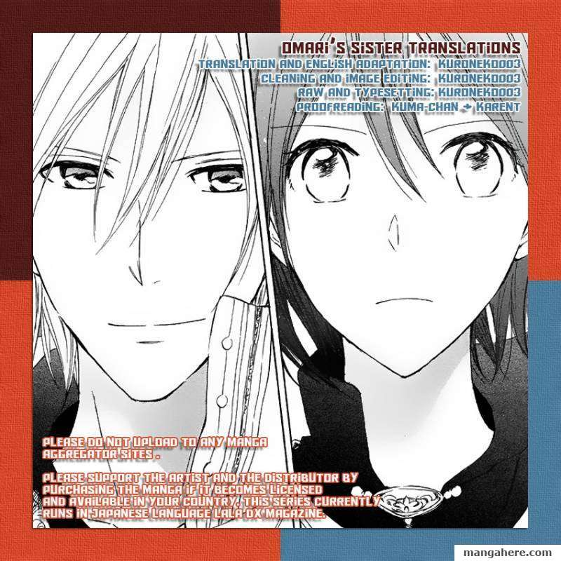 Akagami no Shirayukihime 22 Page 1